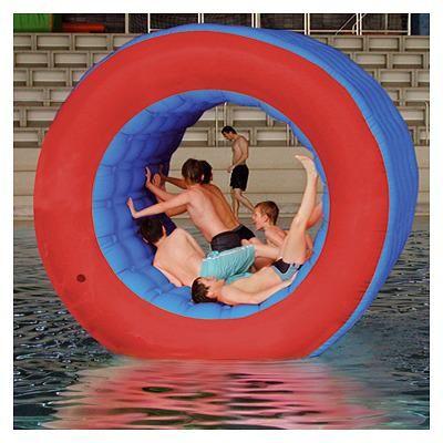 """Airkraft Wasserspielgerät """"Loop"""", Außen ø 240 cm, 65 kg"""