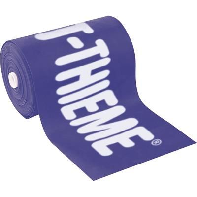 "Sport-Thieme Therapieband ""75"", Violett, stark, 2 m x 7,5 cm"