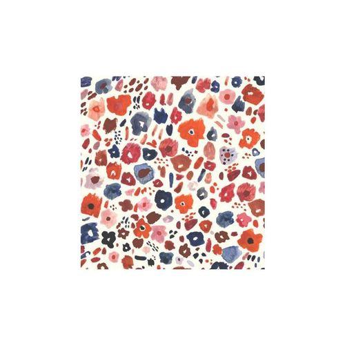 AS4HOME Möbelfolie »Möbelfolie Fiori bunt 45 cm x 200 cm
