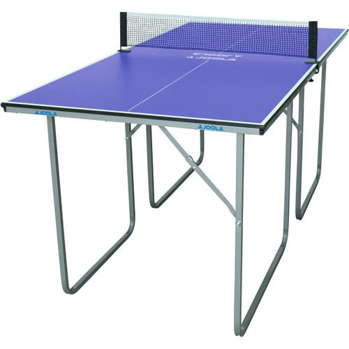 Joola Mini-Tischtennisplatte »Midsize« (2-tlg), Das Netz ist im Lieferumfang enthalten, blau