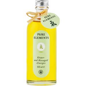 Pure Elements Pflege Chi Energie Körper- & Massageöl 100 ml
