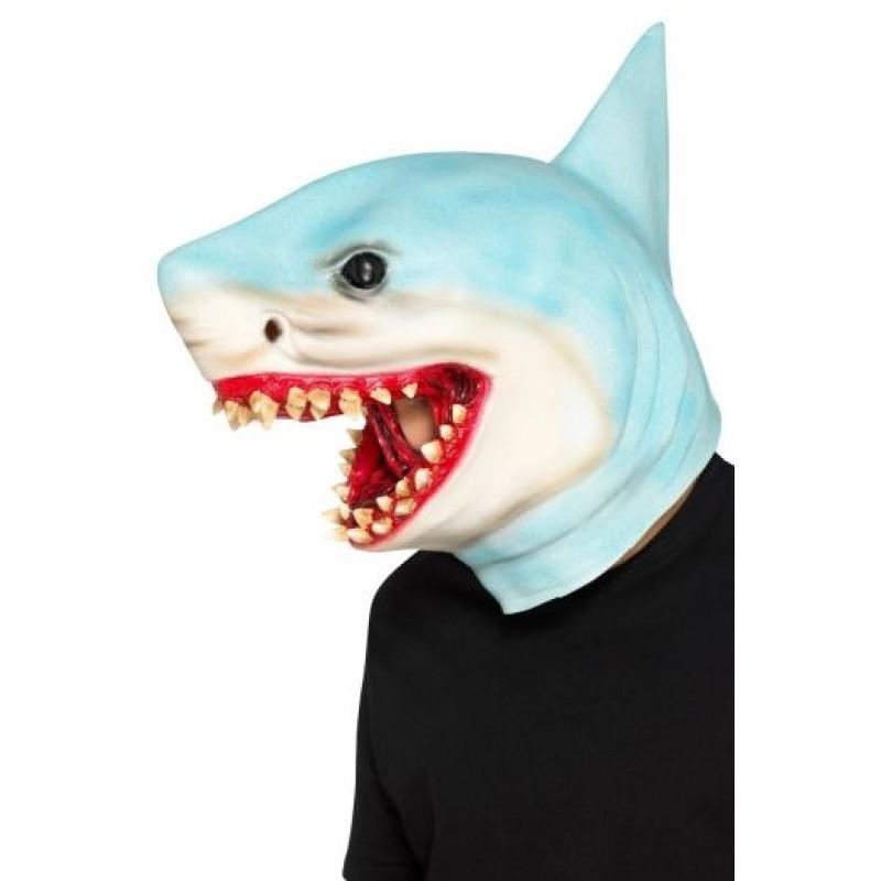 Gefährliche Hai Maske
