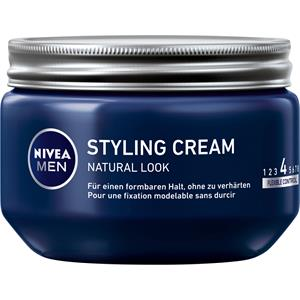 Nivea Männerpflege Haarpflege Nivea Men Styling Cream Natural Look 150 ml