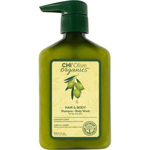 CHI Haarpflege Olive Organics Hair & Body Shampoo 30 ml