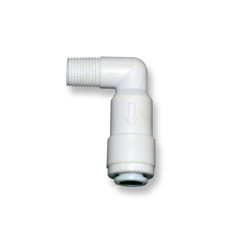 Quickverschl., Winkel 6,4mm (1/8