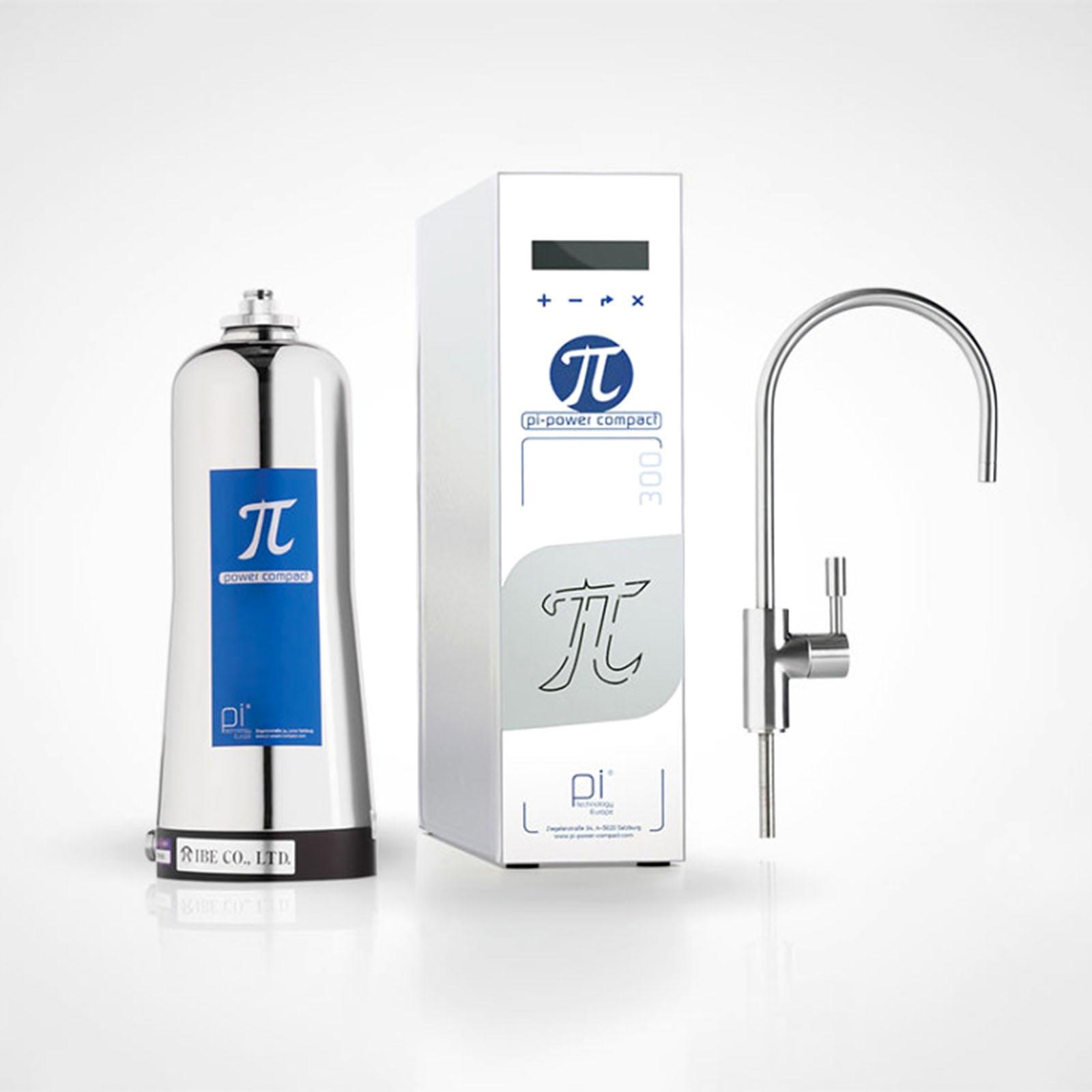 PI®-Power-Compact 300 UV-Plus Directflow-Umkehrosmose, UV-LED, Glyphosat-Filter