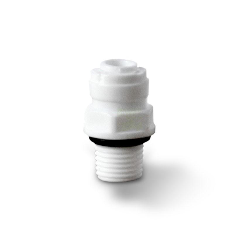 selbstdichtender Adapter Kühlschrankfilter, AG 1/4