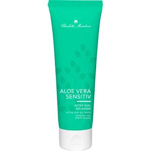 Charlotte Meentzen Pflege Aloe Vera Sensitiv After Sun-Gelmaske 75 ml