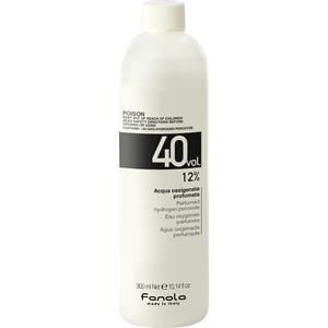 Fanola Farbveränderung Haarfarbe und Haartönung Creme Aktivator 12% 300 ml