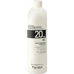 Fanola Farbveränderung Haarfarbe und Haartönung Creme Aktivator 6% 300 ml