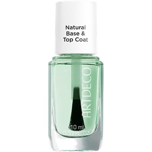 ARTDECO Nägel Nagellack Natural Base & Top Coat 10 ml
