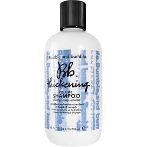 Bumble and bumble Shampoo & Conditioner Shampoo Thickening Volume Shampoo 60 ml