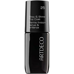 ARTDECO Nägel Nagellack Stay & Shine Top Coat 10 ml