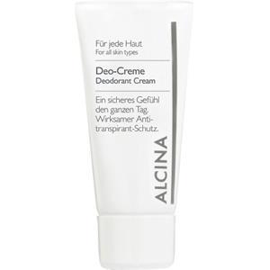 Alcina Kosmetik Alle Hauttypen Deo-Creme 50 ml