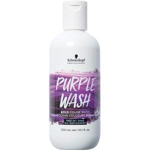 Schwarzkopf Professional Haarfarben Bold Color Wash Purple Wash 300 ml