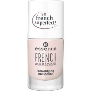 Essence Nägel Nagellack French Manicure Beautifying Nail Polish Nr. 01 Girl's Best French 10 ml