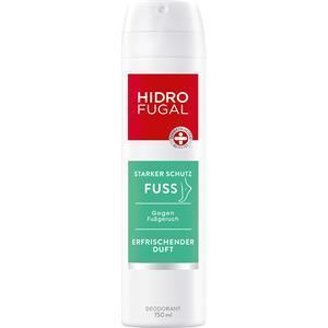 Hidrofugal Körperpflege Fußpflege Fuss Deodorant Spray 150 ml