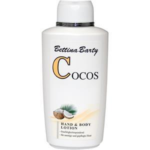 Bettina Barty Pflege Cocos Hand & Body Lotion 500 ml