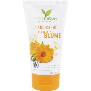 Cosnature Pflege Körperpflege Handcreme Ringelblume 75 ml