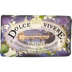 Nesti Dante Firenze Pflege Dolce Vivere Firenze Soap Firenze 250 g