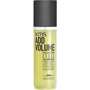 KMS Haare Addvolume Volumizing Spray 200 ml