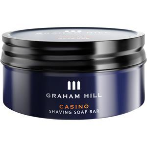 Graham Hill Pflege Shaving & Refreshing Casino Shaving Soap Bar 85 g