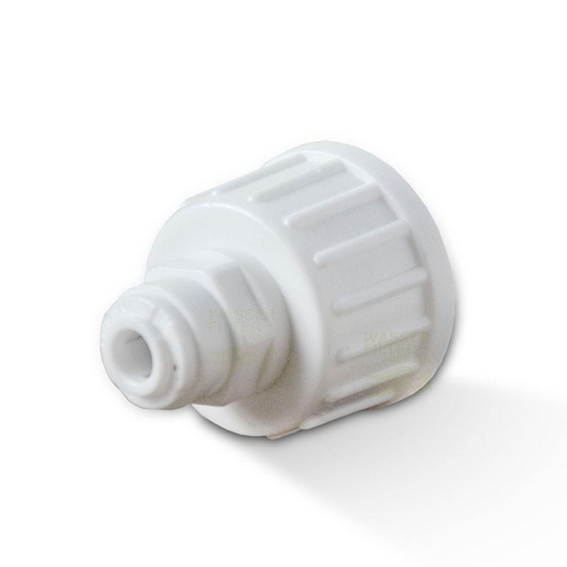 Wasseranschluss 6mm Kühlschrank Schlauch, IG 3/4