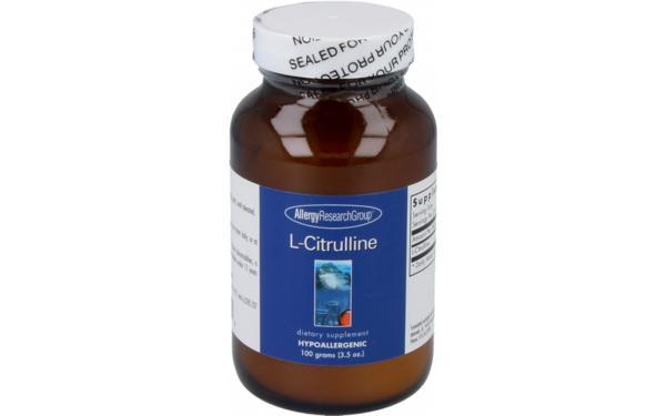 Allergy Research Group L-Citrulline (powder) 100 g Pulver