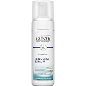 Lavera Gesichtspflege Faces Reinigung Neutral Reinigungsschaum 150 ml
