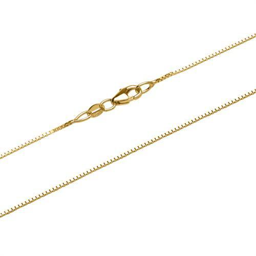 Venezianerkette aus 375er Gold