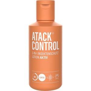 Atack Control Körperpflege Insektenschutz 2 In 1 Insektenschutz Lotion 100 ml