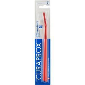 Curaprox Zahnpflege Zahnbürsten Handzahnbürste CS 820 Medium Verschiedene Farben - Auswahl erfolgt zufälig 1 Stk.