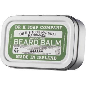 Dr. K Soap Company Bartpflege Pflege Beard Balm Woodland Spice 50 g