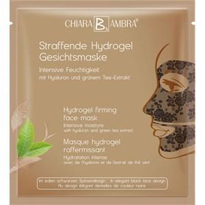 Chiara Ambra Pflege Masken Straffende Hydrogel Gesichtsmaske 30 g