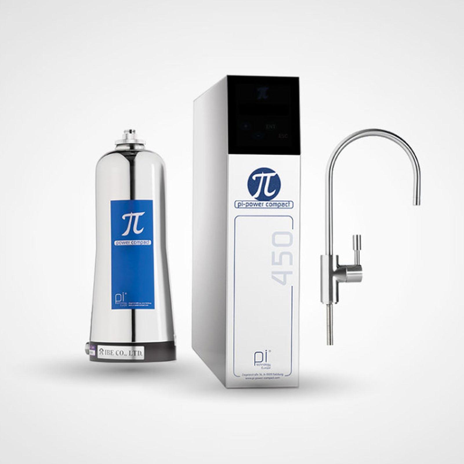 PI®-Power-Compact 450 UV Plus DF-Osmoseanlage, +Glyphosat-Filterset