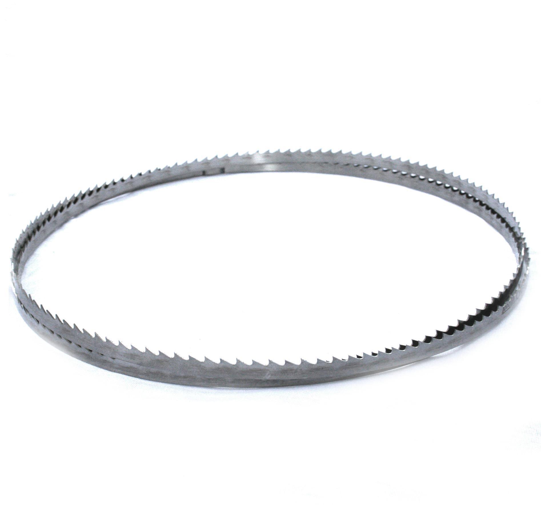Sägeband 1575 mm von 6-10 mm Breite für Bandsägen (Holz) Sägeband mit 8mm Breite