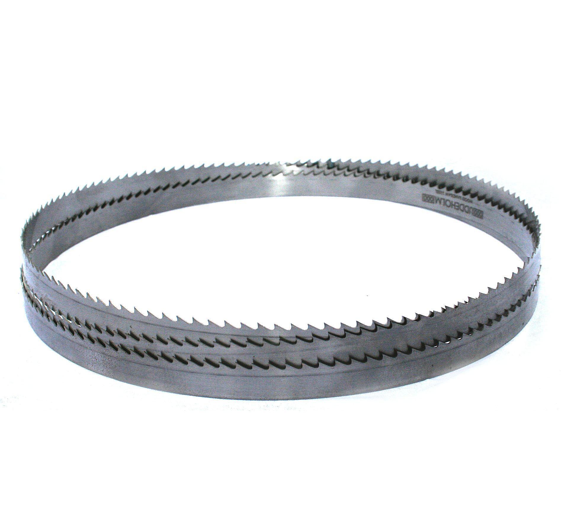 Sägeband 3454 mm von 6-25 mm Breite für Bandsägen (Holz) Sägeband mit 25mm Breite