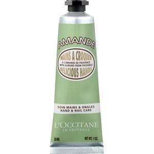 L'Occitane Pflege Mandel Handcreme 30 ml
