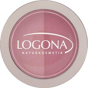 Logona Make-up Teint Rouge Duo Blush Nr. 03 Beige & Terracotta 10 g