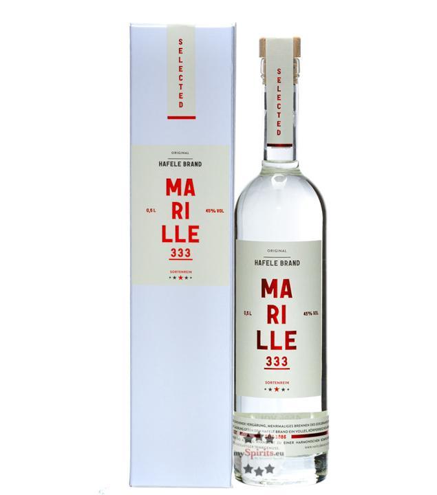 Prinz Marillenbrand Hafele 333 (45 % Vol., 0,5 Liter)