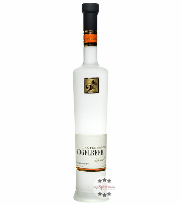 Lantenhammer Vogelbeerbrand unfiltriert (42 % vol., 0,5 Liter)