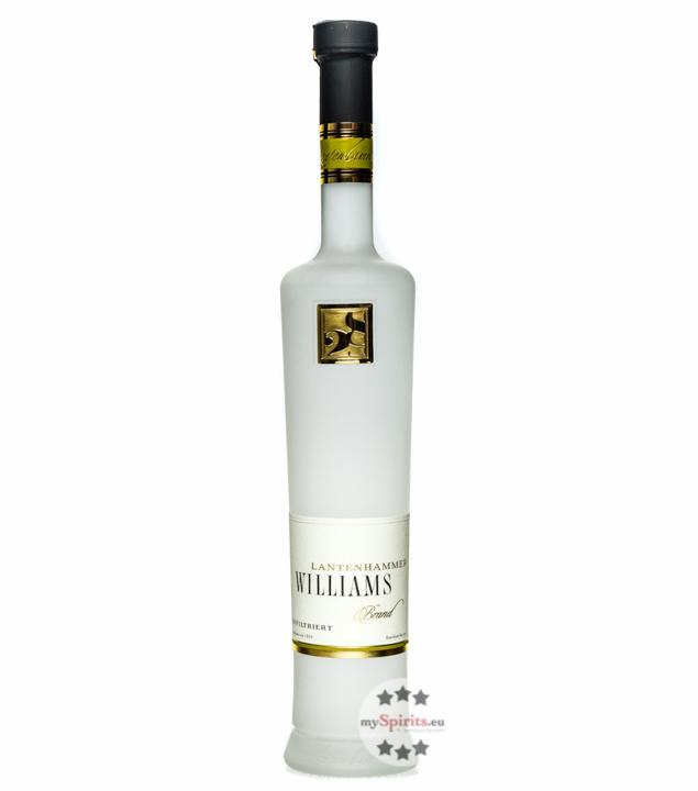 Lantenhammer Williamsbrand unfiltriert (42 % vol., 0,5 Liter)