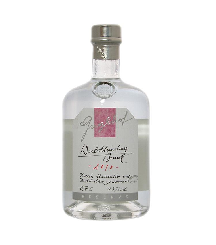 Guglhof Waldhimbeer Brand (41 % Vol., 0,7 Liter)