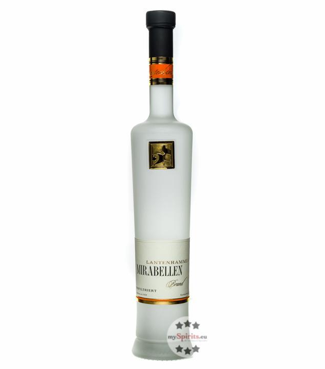 Lantenhammer Mirabellenbrand unfiltriert (42 % vol., 0,5 Liter)