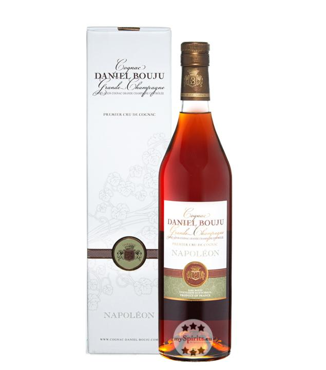 Daniel Bouju Napoléon Cognac (40 % Vol., 0,7 Liter)