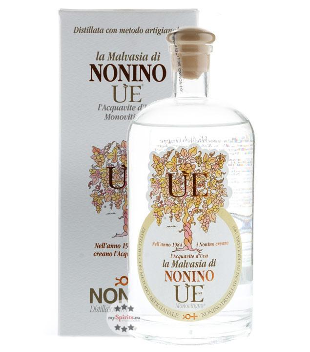 Grappa Nonino ÙE La Malvasia (38 % vol., 0,7 Liter)