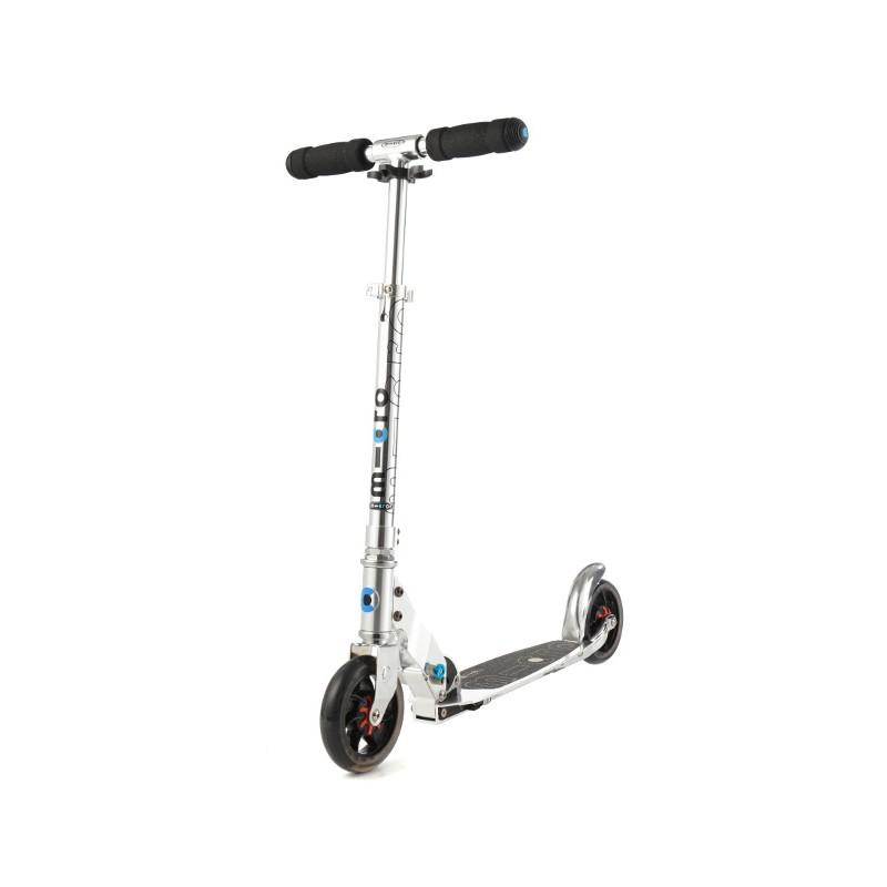 Micro Scooter Speed+ 145mm pure silver Scooterreifen - PU Reifen, Scooterart - Scooter, Scooterfarbe - Silber,