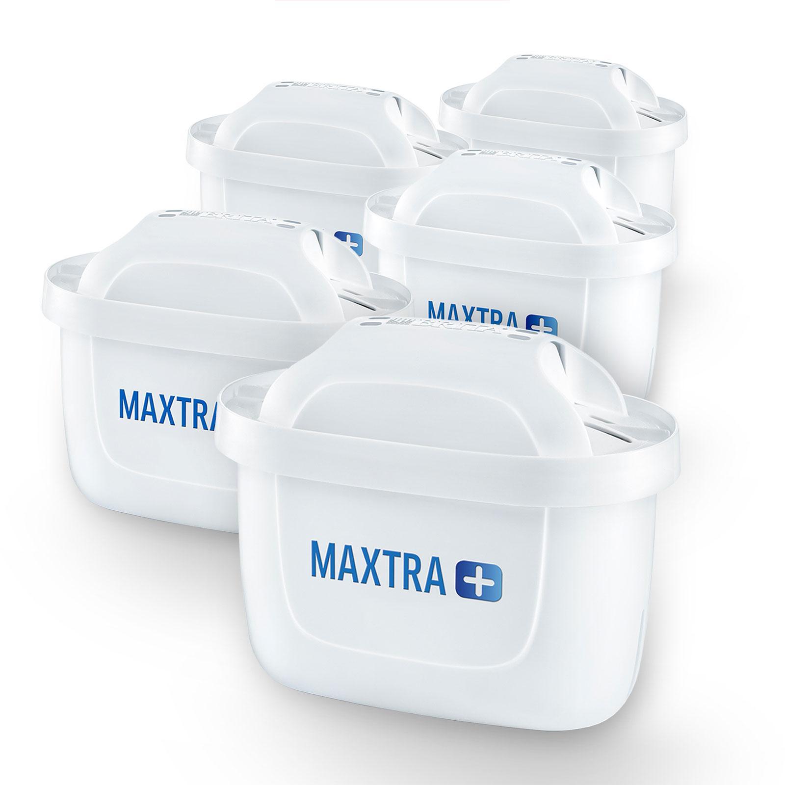 5x Brita Maxtra + , originale Maxtra plus Kartusche