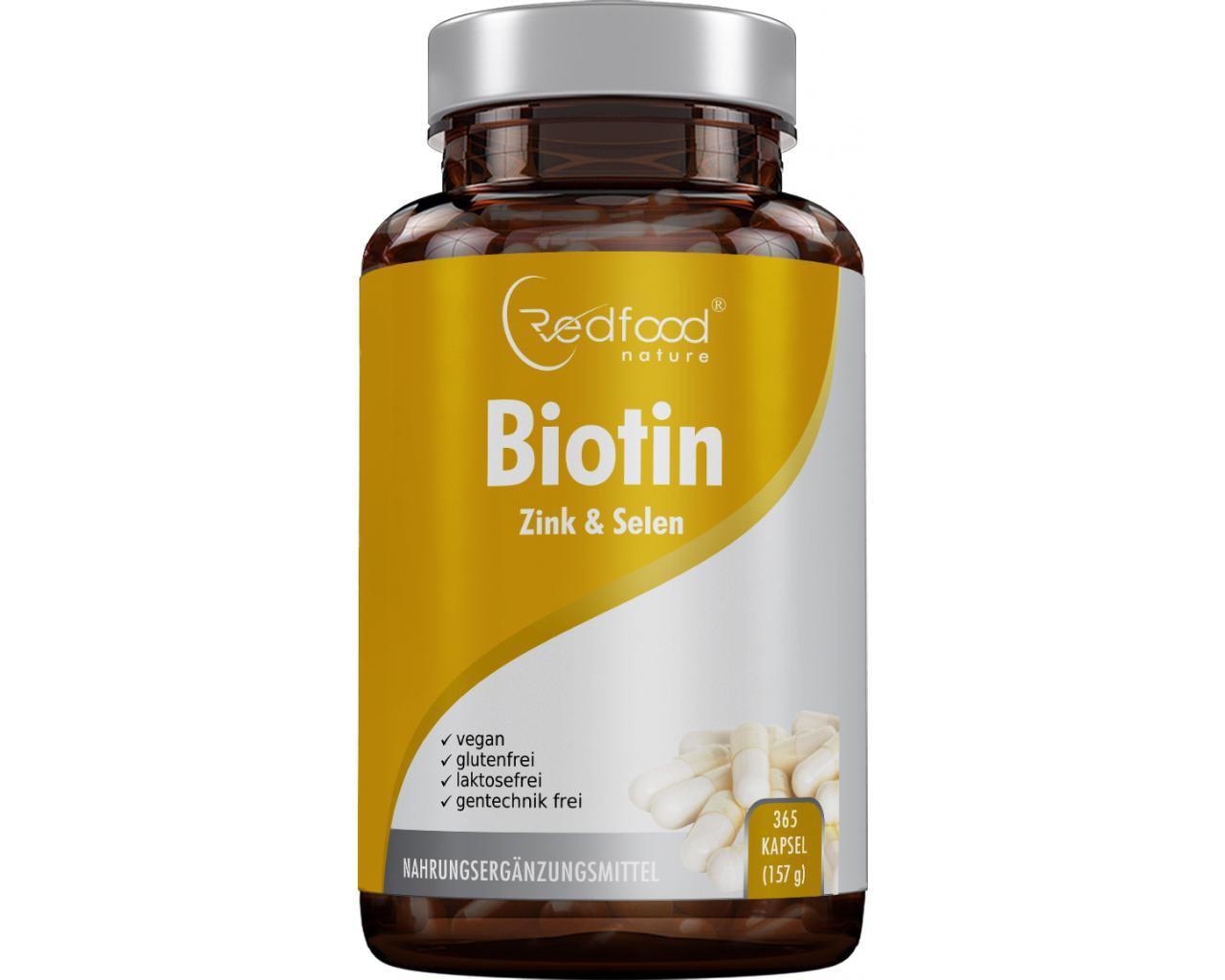 Biotin Gold