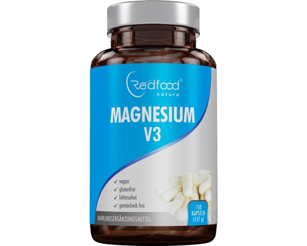 Magnesium V3 - 150 Kapseln